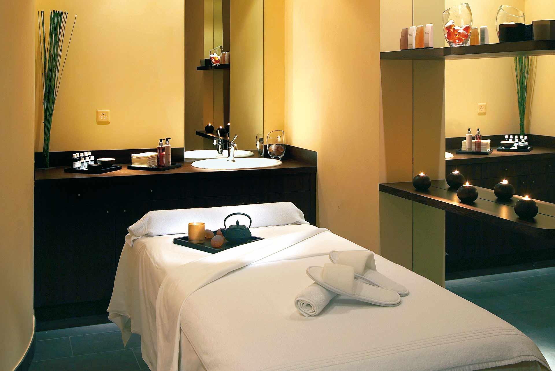Wellness Spa Beau Rivage Hotel Neuchatel